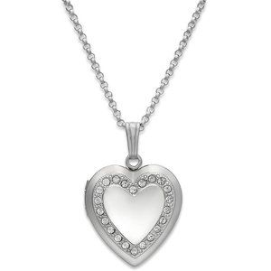 Round brilliant cut diamond necklace pendant solid